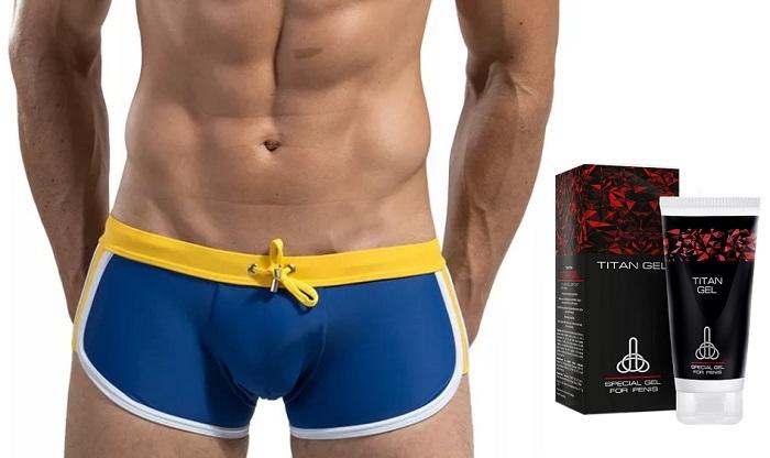 Titan Gel zväčšenie penisu: CITEĽNÝ VÝSLEDOK ZA 4 TÝŽDNE!