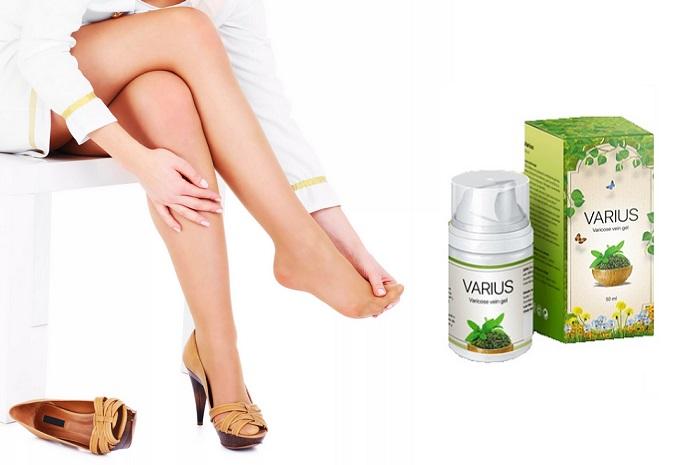 VARIUS kŕčové žily: pre zdravie a krásu vašich nôh bez kŕčových žíl!