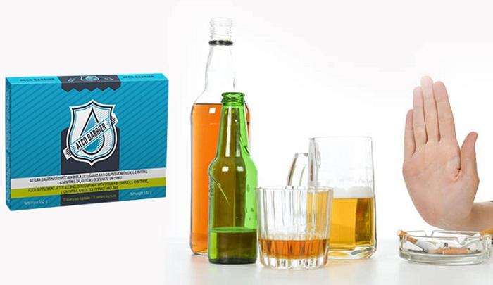ALCOBARRIER z alkoholizmu: INOVATÍVNY RRÍPRAVIEK PRE BOJ PROTI ZÁVISLOSTI!