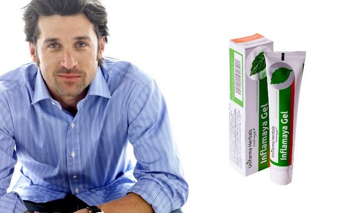 Inflamaya Gel pre kĺby: je účinný liek na osteochondritídu, artritídu a zranenia!