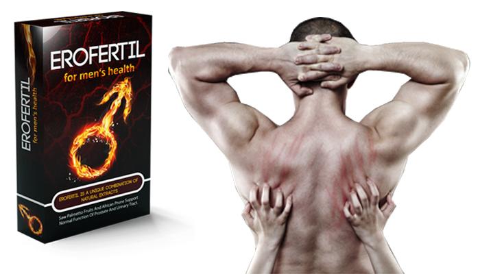Erofertil: zlepšovanie všetkých aspektov sexuálneho života