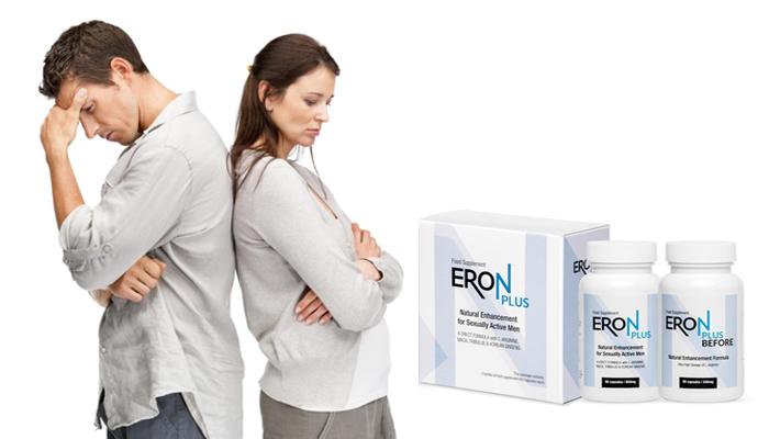 Eron Plus: najsilnejší pomocník erekcie!