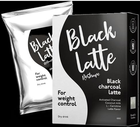 Black Latte: latte z čierneho uhlia pre milovníkov cukru, ktorí snívajú o zbavení sa tuku