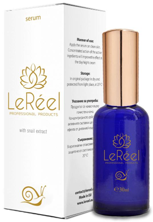 LeReel: revolučná formula proti starnutiu