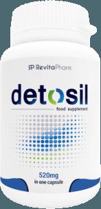 Detosil: chráni pečeň, srdce, pľúca, žalúdok a pokožku pred parazitami