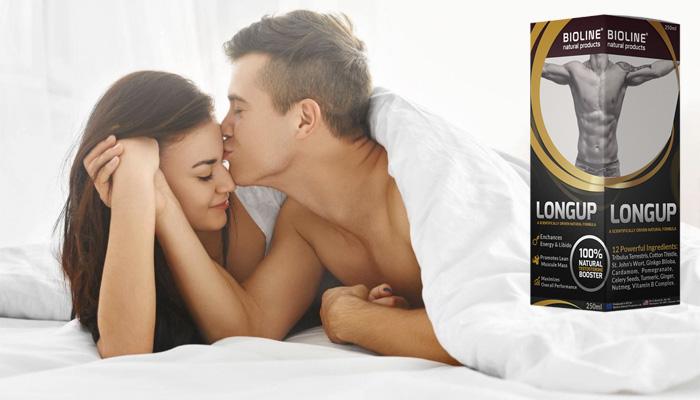 Longup na potenciu: spoľahlivá dlhotrvajúca erekcia!