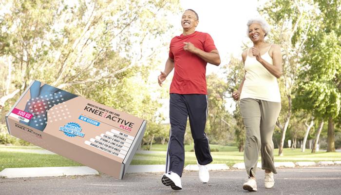 Knee Active Plus: Stabilizátor kolena s technológiu magnetického poľa