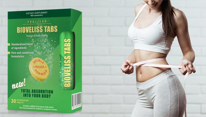 Bioveliss Tabs: záruka výrazných výsledkov v chudnutiu