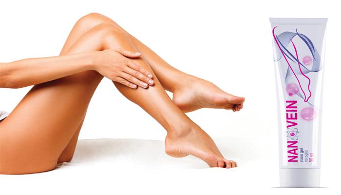 NANOVEIN proti kŕčové žily: o 89% zvýšenie regenerácie poškodeného cievneho tkaniva