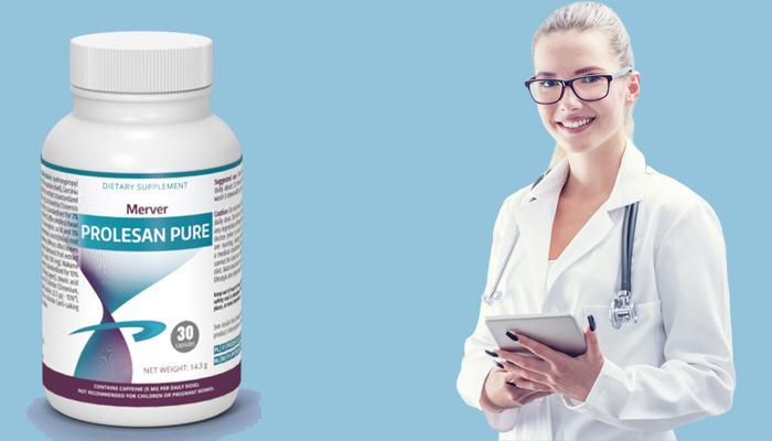 Prolesan Pure pre chudnutie: spaľovač tuku vytvorený dietológmi