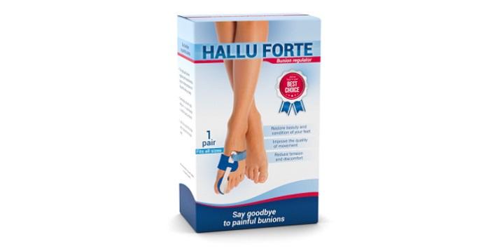 Hallu Forte profesionálny korekčný strojček: efekt už po 1 mesiaci!