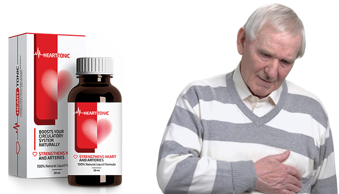 Heart Tonic proti hypertenzii: zabudnite na vysoký tlak raz a navždy!
