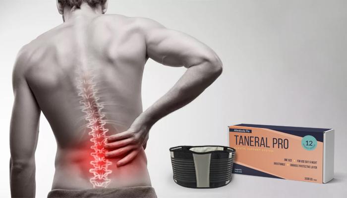 Taneral Pro: koniec éry bolesti chrbta!
