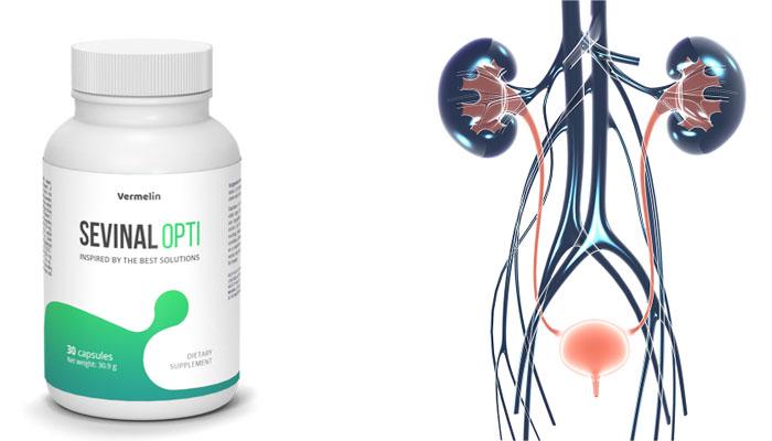 Sevinal Opti: inovatívna receptúra v boji s inkontinenciou