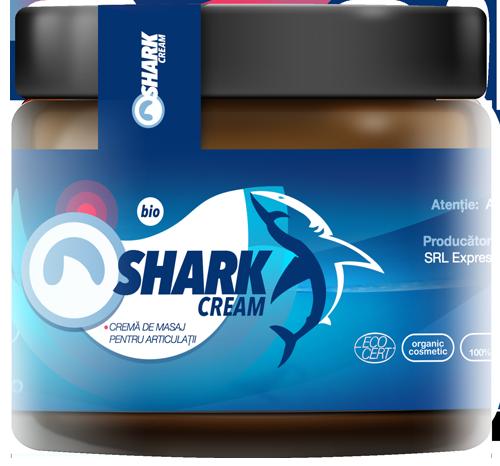 Shark Cream: zbavte sa bolesti v kĺboch
