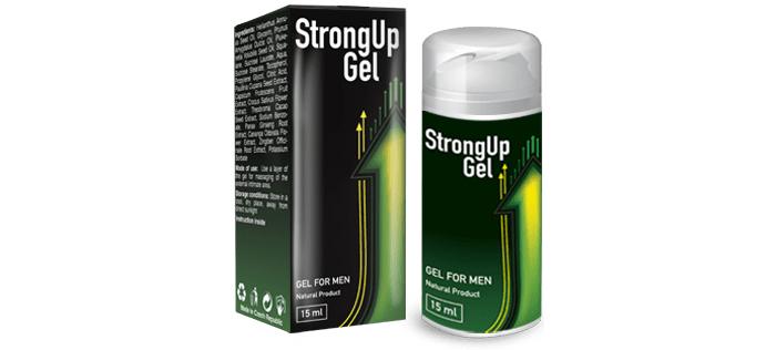 StrongUp Gel pre potenciu: a v sexe sa vám nik nevyrovná