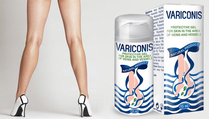 Variconis proti kŕčové žily: zdravé a krásne nohy