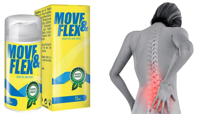 Move&Flex pre kĺby: krém bojuje proti artritíde, artróze a kĺbom vracia ich pohyblivosť