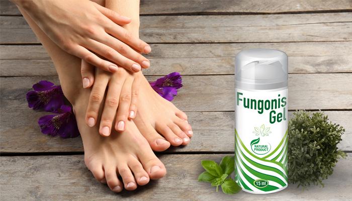Fungonis Gel: prírodný antimykotický prostriedok