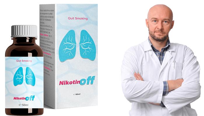 Nikotinoff: prestaňte fajčiť už po jednom cykle