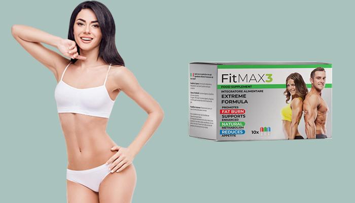 FitMAX3: unikátny systém pre rýchle chudnutie