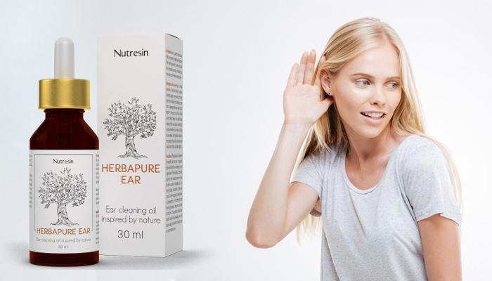 Nutresin Herbapure Ear: inovatívna kúra, ktorá 100% obnovuje zdatný sluch!