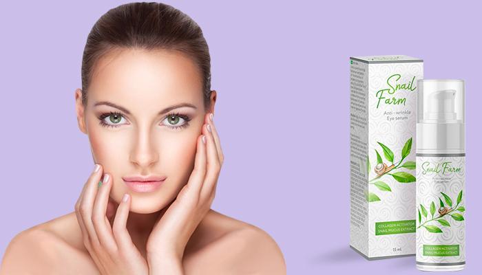 Snail Farm proti vráskam: elixír s účinkom Botoxu