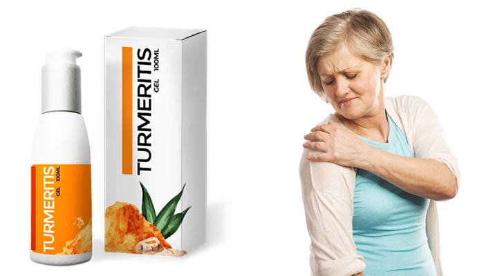 Turmeritis: hojí bolesti kĺbov & tkanica už za 10 dní!