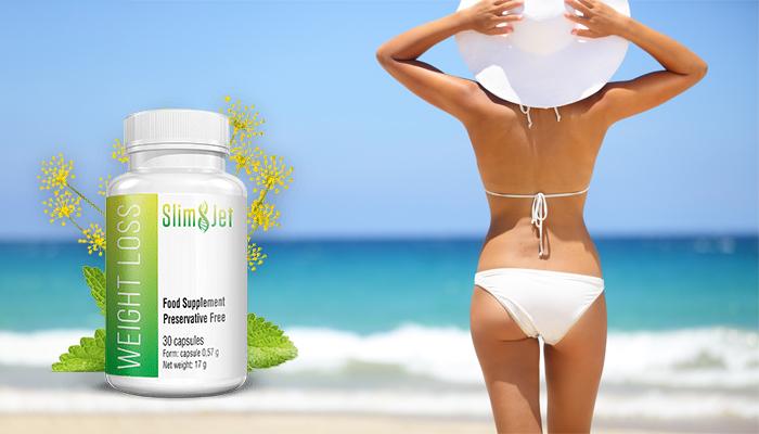 SlimJet na chudnutie: pripravte sa ukázať svoje zdravé telo