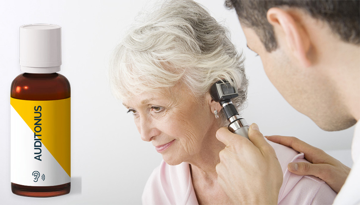 AUDITONUS: eliminuje akékoľvek príznaky ochorenia ucha a obnovuje sluch!
