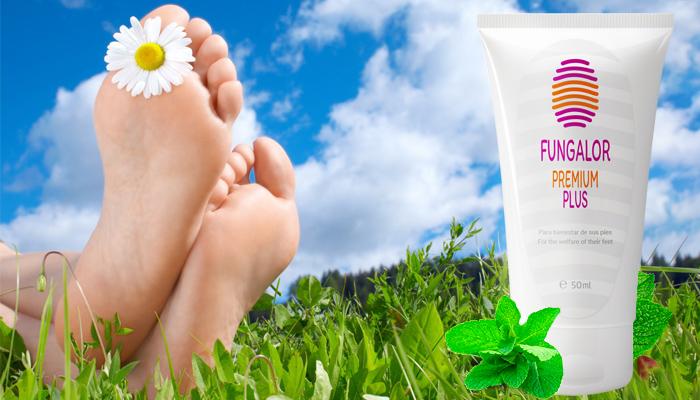 Fungalor antimykotický prípravok: starajte sa o zdravie vašich nôh
