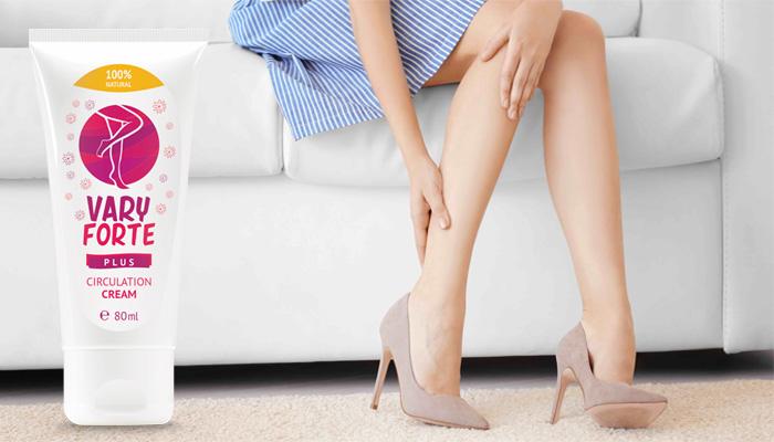 Varyforte Premium Plus: zastavte kŕčové žili!