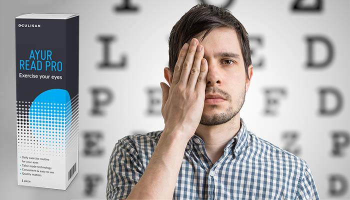 Ayur Read Pro ajurvédske okuliare: dobrý zrak mihnutím oka
