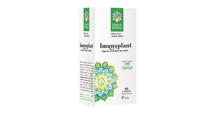 Imunoplant ak chcete zvýšiť imunitu: chráňte svoje telo pred chorobami!