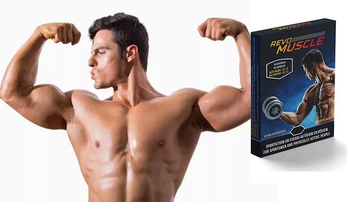 REVOMUSCLE pre budovanie svalov: rýchle a efektívne výsledky!