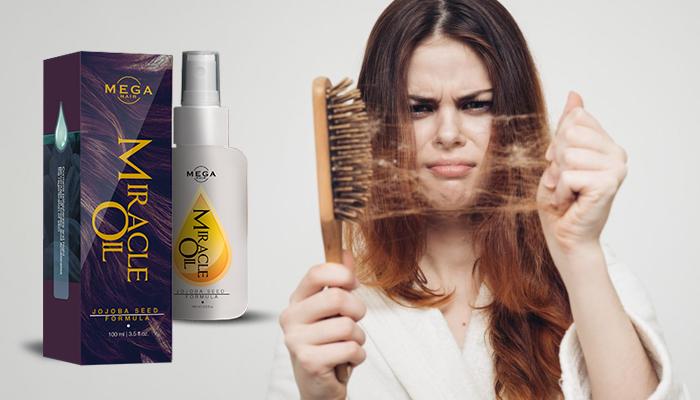 Mega Hair: zastavte vypadávanie vlasov navždy!