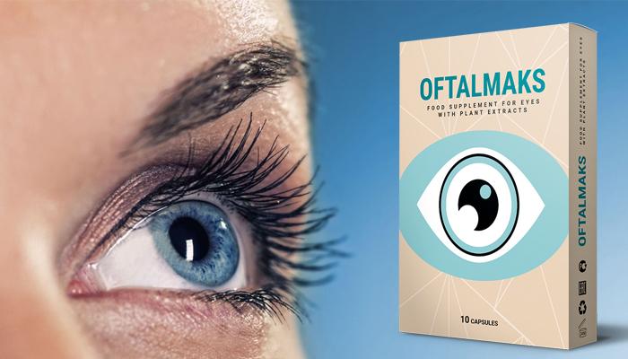 OFTALMAX: je na 100% efektívne podporuje и  chráni zrak