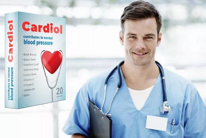 Cardiol z vysokého krvného tlaku: spoľahlivá ochrana srdca a krvných ciev!