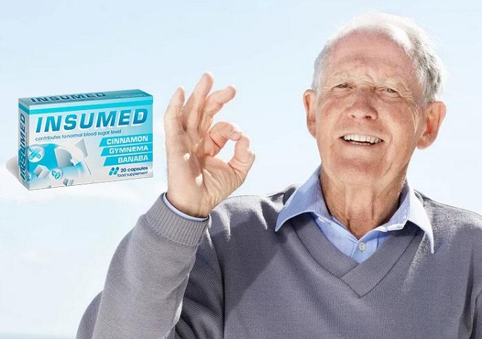 Insumed z cukrovky: stabilizuje hladinu cukru a normalizuje produkciu inzulínu!
