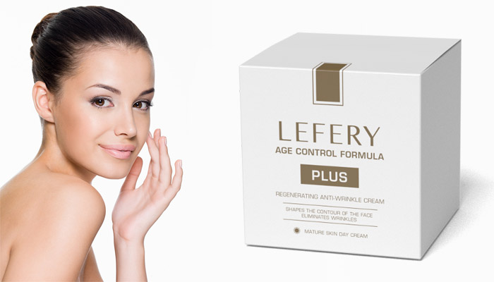 Lefery Age Control Formula Plus for Day: odstránite 98 % vrások a omladíte si pokožku tváre a krku minimálne o 15 rokov za 28 dní