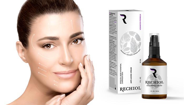 Rechiol proti vráskam: omladzujúci koncentrát pre vašu pokožku