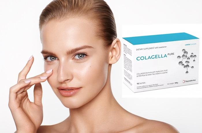 Colagella Pure zo záhybov: odstránite 98 % vrások a omladíte si pokožku tváre a krku minimálne o 15 rokov za 28 dní!