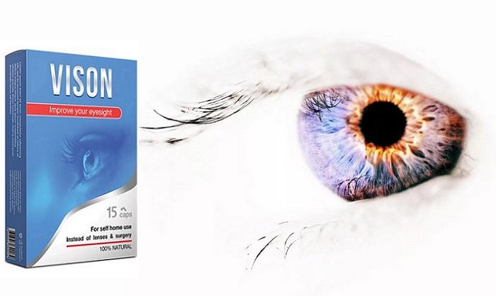 Vison pre videnie: je na 100% efektívne podporuje и  chráni zrak!