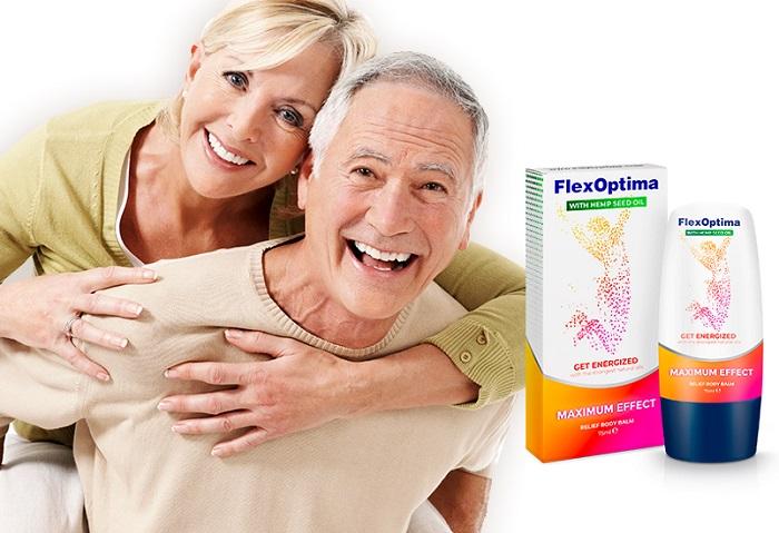 Flexoptima pre kĺby: ZABUDNITE NA BOLESŤ KĹBOV RAZ A NAVŽDY!