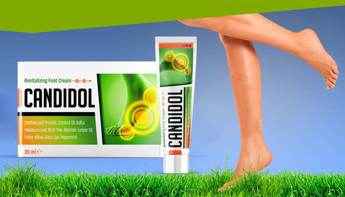 Candidol proti mykóze: starajte sa o zdravie vašich nôh