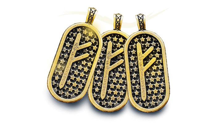 Fehu amulet pre bohatstvo: zbavte sa nešťastia a strát pomocou dávnej sily škandinávskych rún!