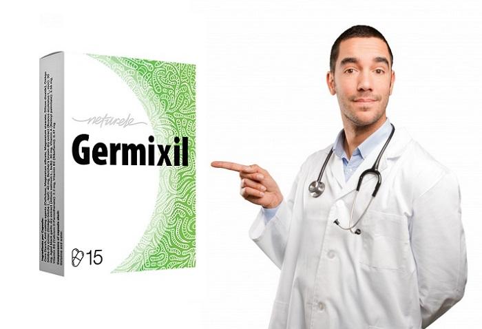 Germixil od parazitov: uplne odstráni parazity a brušné červy z vášho tela do 30 dní!