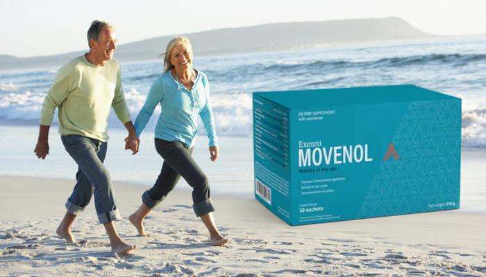 Movenol na omladenie: za 28 dní získate späť úplnú fyzickú výkonnosť bez bolesti a omladíte svoj vzhľad o minimálne 15 rokov
