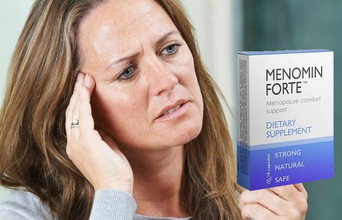 Menomin Forte s menopauzou: cítiť ľahko pre nadchádzajúce roky!