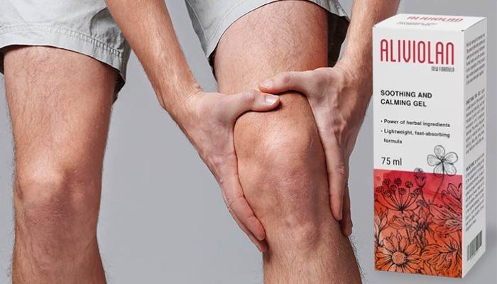 Aliviolan na kĺby: za 28 dní zabudnete, že vás kedykoľvek boleli kĺby alebo chrbtica